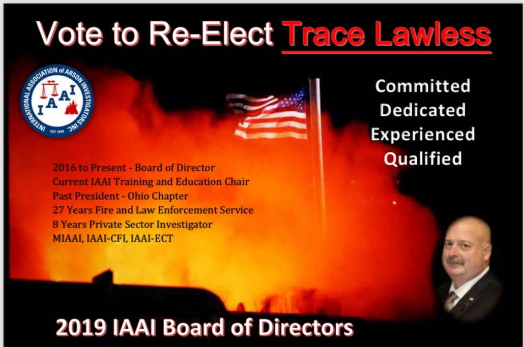 Ohio Iaai International Association Of Arson Investigators
